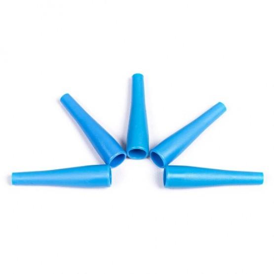 Купить мундштуки для кальяна XL blue 100 шт